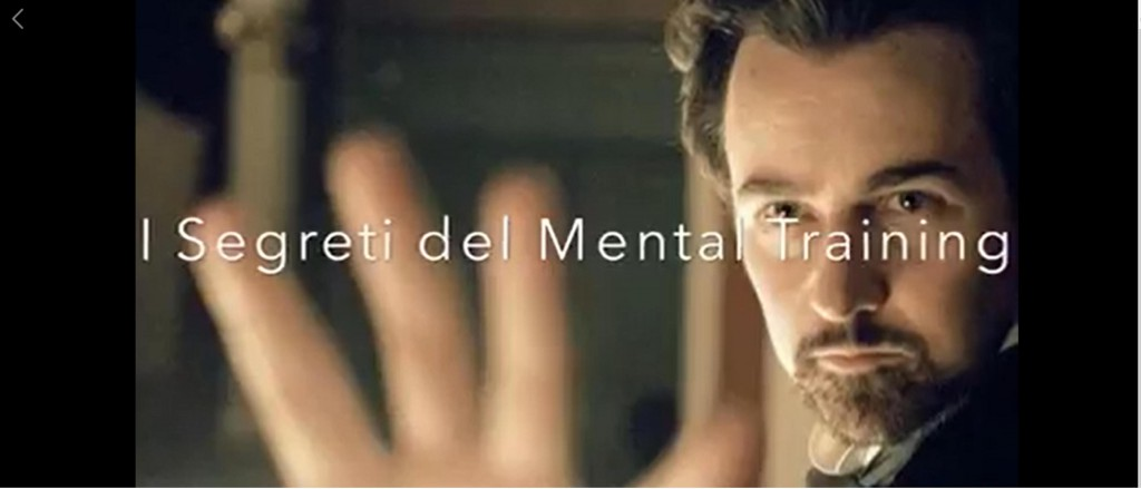 i segreti del mental training 1